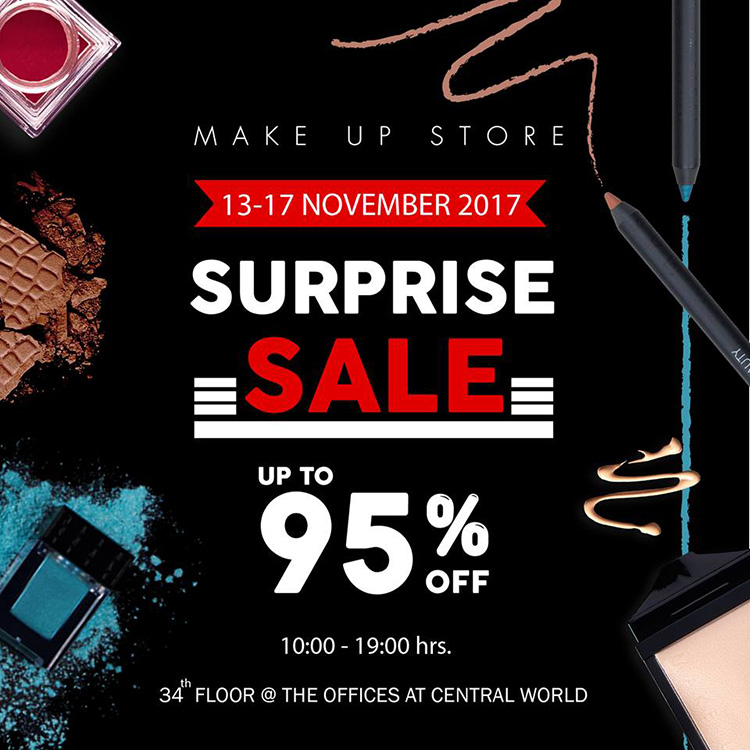 Promotions, Make Up Store, Make Up Store โปรโมชั่น, Make Up Store ลดราคา, Make Up Store sale, Make Up Store โปรโมชั่นพิเศษ, Make Up Store ลดแหลก, Make Up Store mid-year sale, Make Up Store ลดราคาพิเศษ, Make Up Store ลดสุดๆ