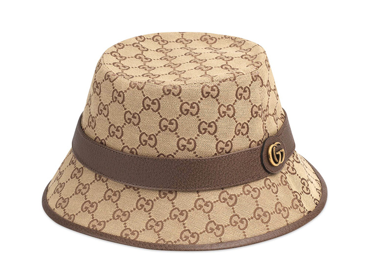 Fashion, Bucket Hats, บัคเก็ตแฮท, หมวก, หมวกขอทาน, หมวกทรงถัง, หมวกแบรนด์เนม, หมวกไฮเอนด์, Gucci GG Canvas Fedora, Prada Nylon Rain Hat, Louis Vuitton 2054 Transformable Bob, Kirin Typo Denim Bucket Hat, Dior Teddy D CD Oblique Black Small Brim Bucket Hat, Chanel Hat, Off-White Bucket Hat, Fendi Hat, Burberry Monogram Print Bucket Hat, Valentino VLTN Bucket Hat, Ganni Leopard Bucket Hat, Marine Serre Moon Print Bucket Hat